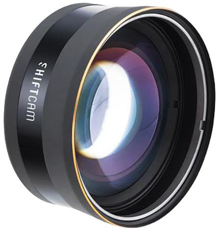 ShiftCam 2.0 Pro Lens Makro s dlouhým dosahem pouze pro iPhone XS Max/X/XS/XR/7+/8+/7/8