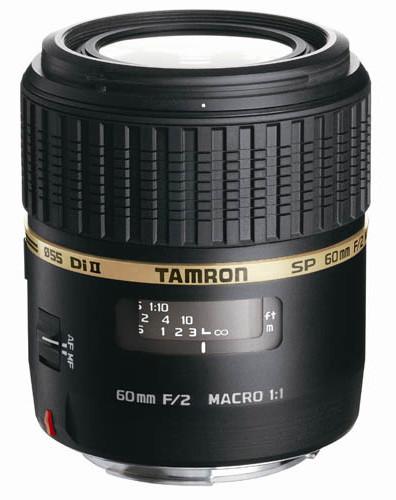 Tamron SP AF 60mm F/2.0 Di-II pro Sony LD (IF) Macro 1:1
