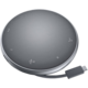 Dell mobilní adaptér s mikrofonem a reproduktorem 5v1, USB-C, HDMI 2.0, PD, 90W, šedá