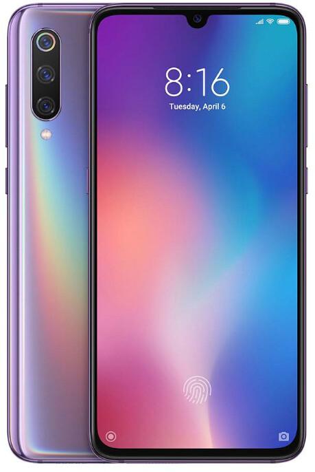 Xiaomi Mi 9, 6GB/128GB, Lavender Violet