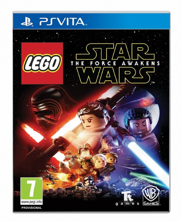 LEGO Star Wars: The Force Awakens (PS Vita)