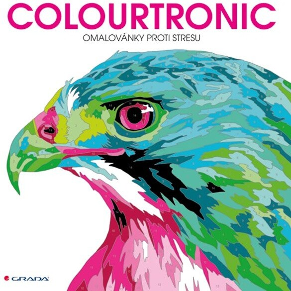 Omalovánky Colourtronic