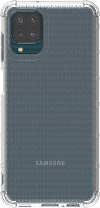 Samsung ochranný kryt A Cover pro Samsung Galaxy M12, transparentní