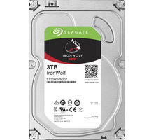 "Seagate IronWolf, 3,5"" - 3TB"