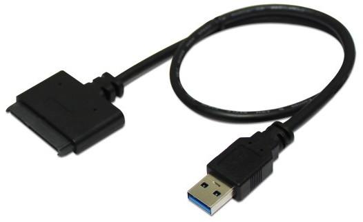 "PremiumCord USB 3.0 - SATA3 adaptér s kabelem pro 2,5""HDD"