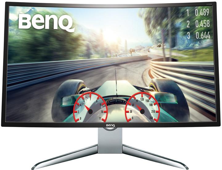 "BenQ EX3200R - LED monitor 32"""