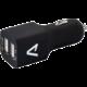LAMAX USB Car Charger 3.4A - USB nabíječka do auta (2x USB) - černá