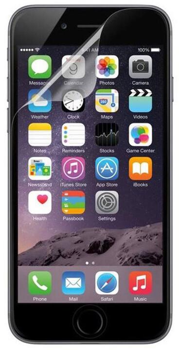 Belkin fólie pro iPhone 6/6s, čirá, 3ks