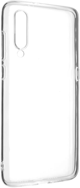 FIXED TPU gelové pouzdro pro Xiaomi Mi9, čiré