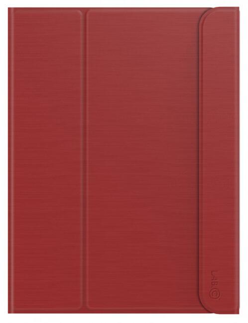 LAB.C Slim Fit case pro iPad 9.7 (2018), červená