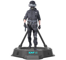 KATVR KAT WALK MINI pohybová platforma  + O2 TV s balíčky HBO a Sport Pack na 2 měsíce (max. 1x na objednávku)