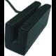 Partner MR362B 90mm, snímač mag.karet 1,2,3 stopa, RS232, černá