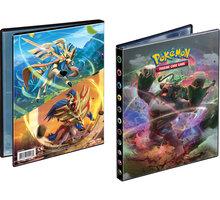 Karetní hra Pokémon TCG: Sword and Shield Rebel Clash - A5 Album (80 karet) - 74427152260