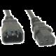 AQ KPP030, prodlužovací napájecí kabel 230V, tří pólový, 3m