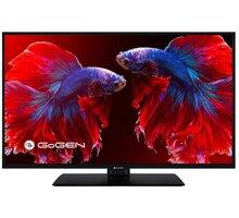GoGEN TVF 22P406 STC - 55cm - GOGTVF22P406STC + Google Chromecast Ultra v hodnotě 999 Kč