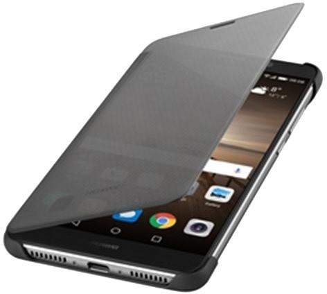 Huawei Original S-View Pouzdro Grey pro Mate 9 (EU Blister)