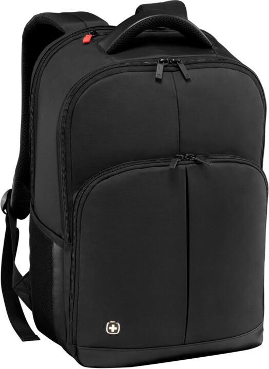 """WENGER LINK - 16"""" batoh na notebook, černý"""
