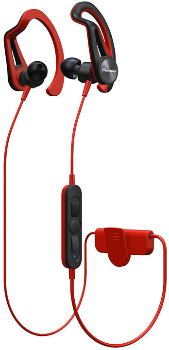 Pioneer SE-E7BT, červená