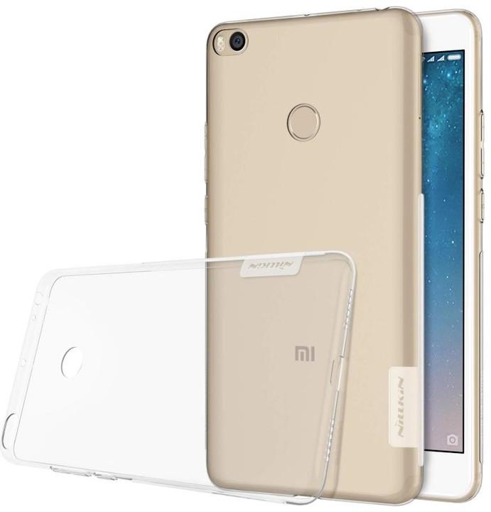 Nillkin nature TPU pouzdro pro Xiaomi Mi Max 2 - čiré