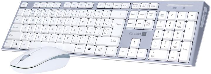 CONNECT IT CKM-7510, šedá, CZ/SK