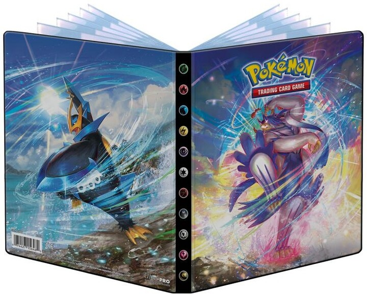 Album Pokémon: Sword and Shield Battle Styles, A5