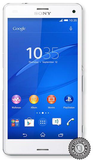 Screenhield ochrana displeje Tempered Glass pro Sony Xperia Z3 Compact