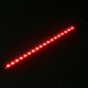 Nanoxia Rigid LED Bar pásek, 20 cm, Red