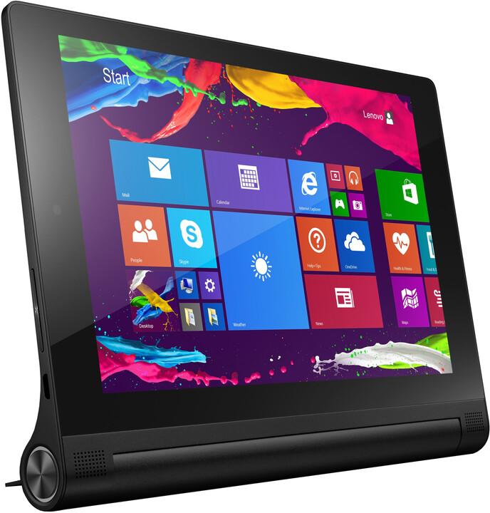 Lenovo Yoga Tablet 2 10 - Z3745, 32GB, LTE, W8.1, černá