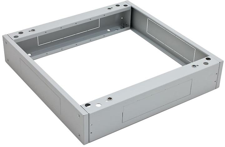 Triton podstavec pod rack RAC-PO-X88-XN, 800x800mm, s filtrem, šedý