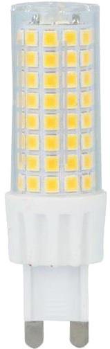 Forever LED žárovka G9 8W (3000K), teplá bílá