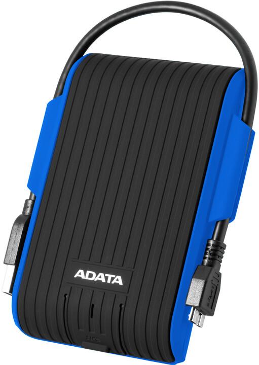 ADATA HD725 - 1TB, modrá