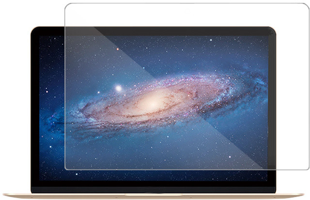 KMP ochranná fólie pro 12'' MacBook, 2015