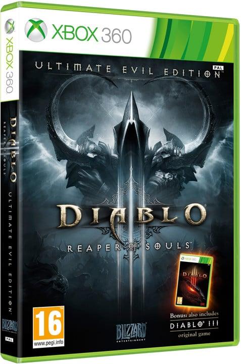 Diablo III: Reaper of Souls - Ultimate Evil Edition - X360