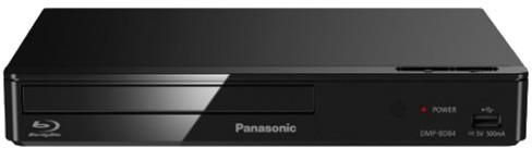 Panasonic DMP-BD84EG-K, černá