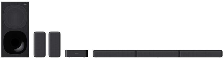 Sony HT-S40R, 5.1, černá