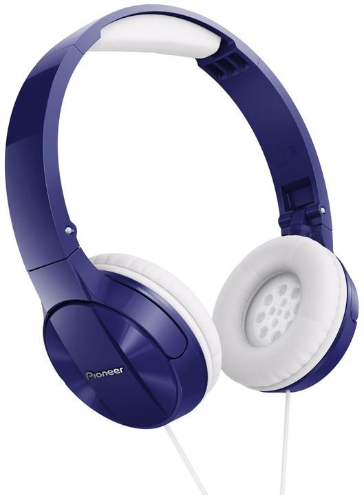 Pioneer SE-MJ503, modrá