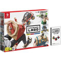 Nintendo Switch (2019), červená/modrá + Nintendo Labo Vehicle Kit