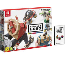 Nintendo Labo - Vehicle Kit (SWITCH) - NSS495