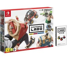 Nintendo Labo - Vehicle Kit (SWITCH) - NSS495