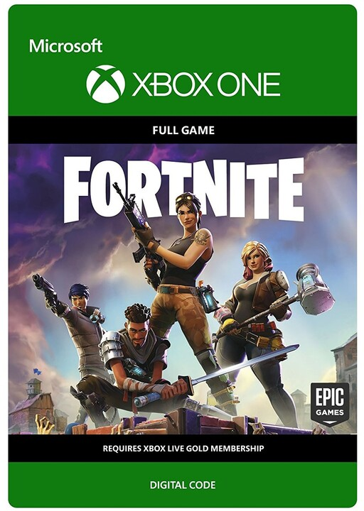 Fortnite - Deluxe Founder's Pack (Xbox ONE) - elektronicky