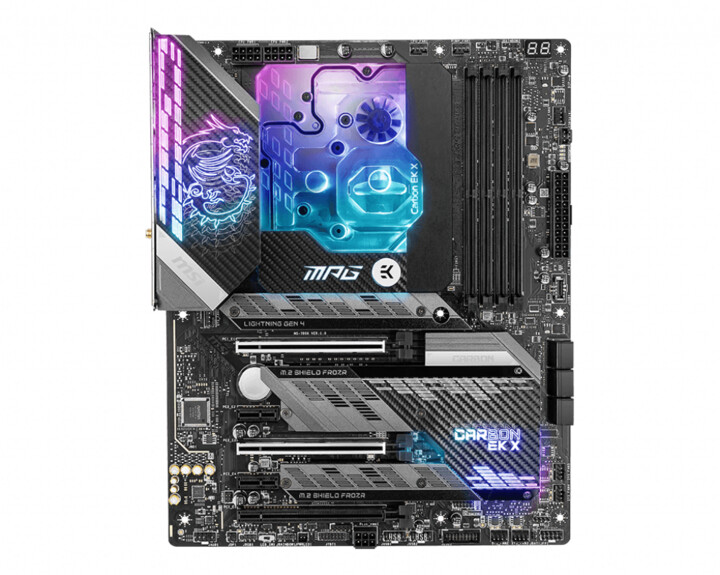 MSI MPG Z590 CARBON EK X - Intel Z590