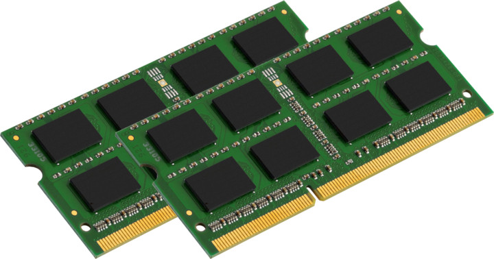 Kingston System Specific 2GB (2x1GB) DDR2 800 brand Apple SO-DIMM