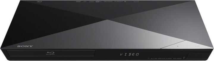 Sony BDP-S6200, 3D