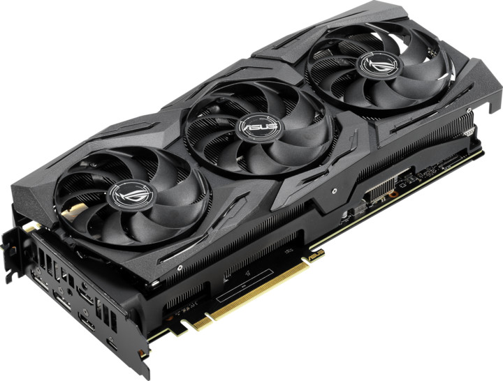 ASUS GeForce ROG-STRIX-RTX2080-8G-GAMING, 8GB GDDR6
