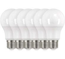 Emos LED žárovka Classic A60 9W E27, 6ks, teplá bílá - 1525733214