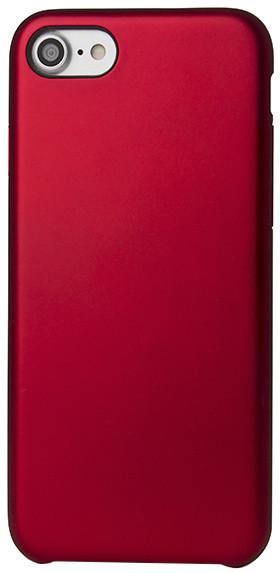 EPICO ULTIMATE plastový kryt pro iPhone7/8 magnet - červený