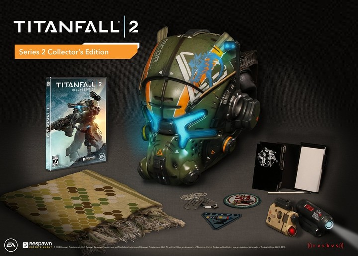 Titanfall 2 - Vanguard Collector's Edition (PS4)