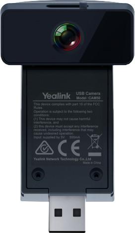 YEALINK CAM50, přídavná kamera pro modely T58A/V