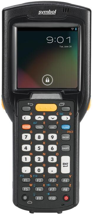 Zebra terminál MC32 - WLAN, BT, Laser, 1D, 38 KEY, CE7.0, IP54
