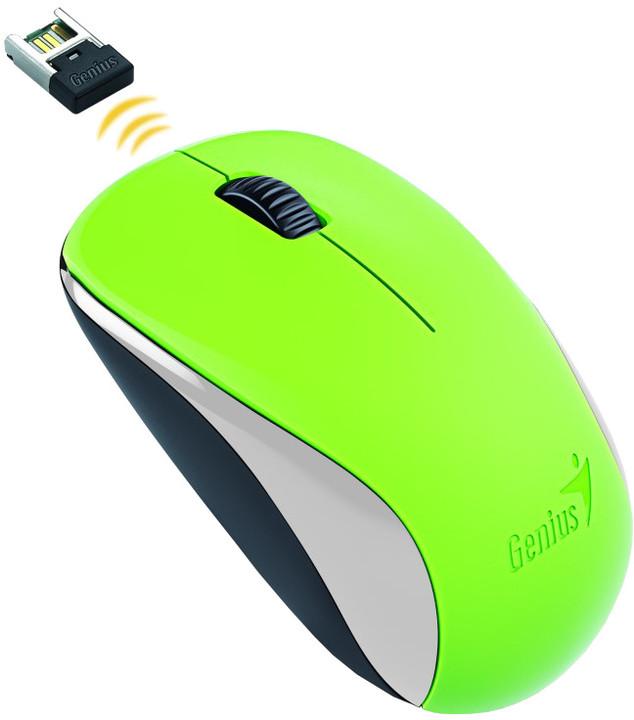 Genius NX-7000, zelená